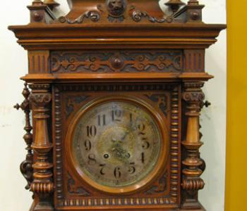 Symphonion Antique Musical Hall Clock